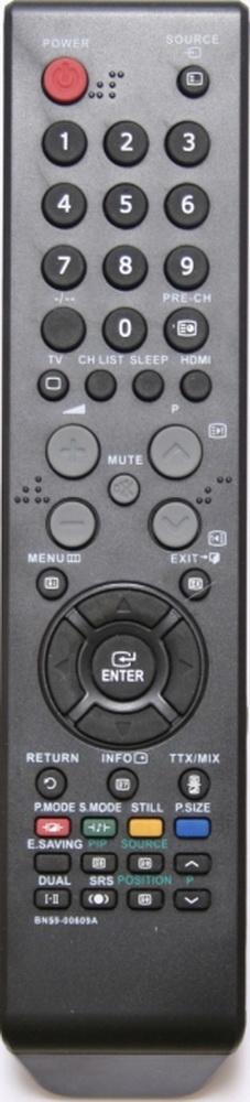 Fernbedienung Handsender BN59-00865A für Samsung LE32B350F1W//XBT TM20WS